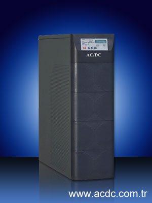 AC/DC - UPS Systems - 10 kVA - 15 kVA - 20 kVA - 30 kVA - 40 kVA